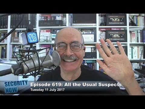 Security Now 619: All the Usual Suspects