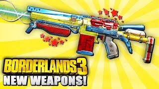 Borderlands 3  - Top 10 BEST NEW Legendary Weapon Locations YOU NEED TO GO TO!