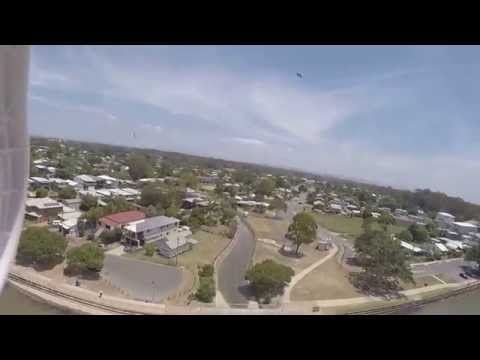 Testing GoPro Hero4 With Quadcopter - Location ( Deception Bay Qld )