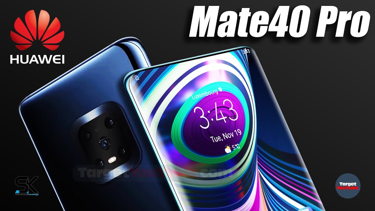 Photo of Huawei Mate 40 Pro (2020) Introduction!!! – هواوي