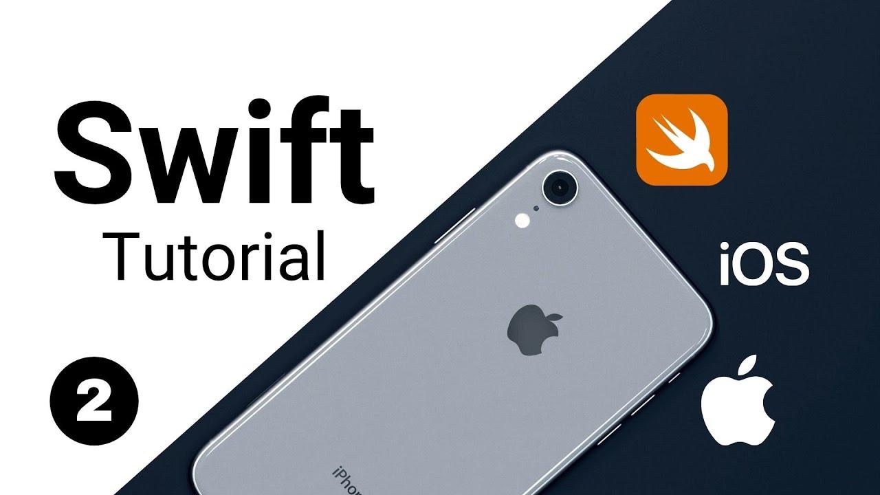 Swift Tutorial for iOS : Basics  (Day 2)