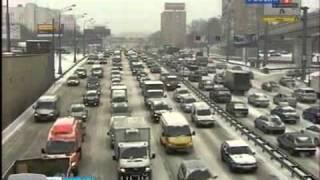 Авария на Ленинградском проспекте - 1(, 2012-02-03T05:34:55.000Z)