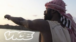 Back in Mombasa: Behind the Scenes of 'Fishing Without Nets' (Part 4)