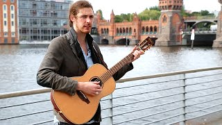 "Rekorder: Hozier spielt ""Take me to Church"""