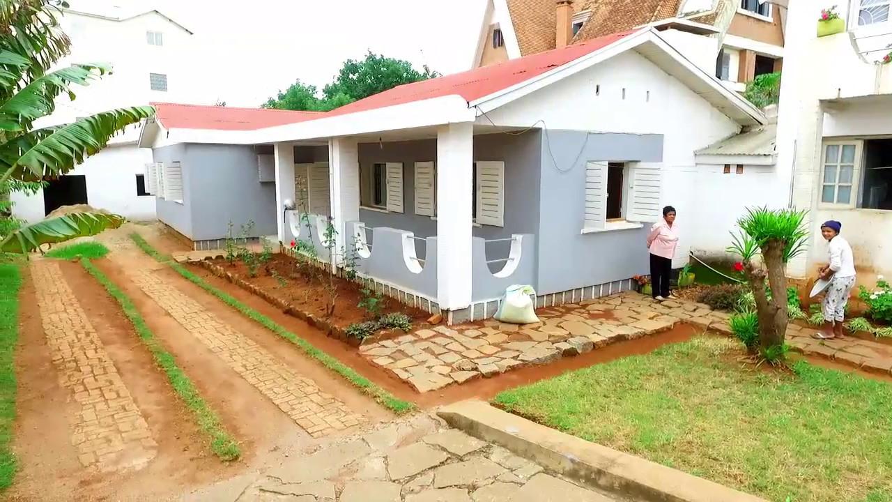 Villa basse à louer andoaranofotsy
