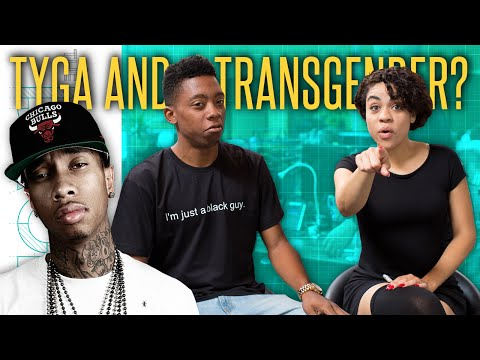 Did Tyga Cheat on Kylie Jenner with Transgender Actress Mia Isabella? - The Drop Presented by ADD