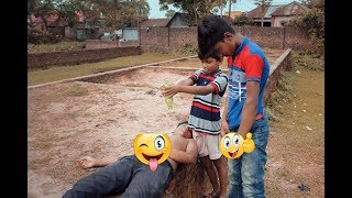 Must Watch New Funny Comedy video 2019 | Village funny boys| #Masti Vhandar | MH Minhaz