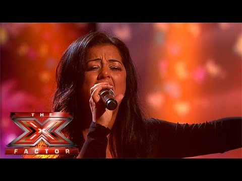 Lauren fights for her place in the Final | Semi-Final Results | The X Factor 2015