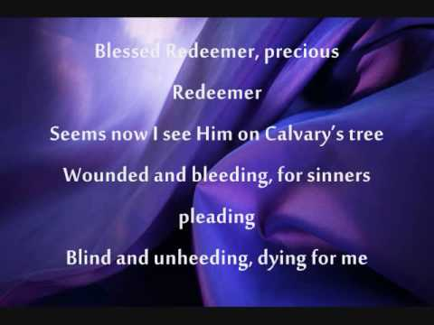 Blessed Redeemer (Casting Crowns).wmv