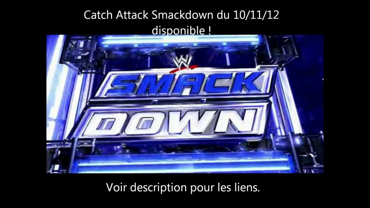 catch attack smackdown