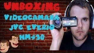 Unboxing VideoCamara JVC Everio HM430