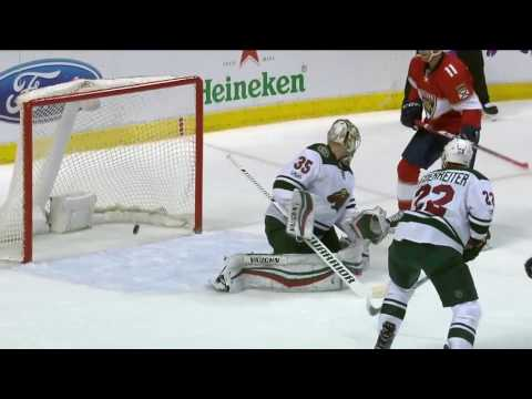 Minnesota Wild vs Florida Panthers - March 10, 2017 | Game Highlights | NHL 2016/17