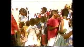 Ken Simuyemba at united church of Zambia