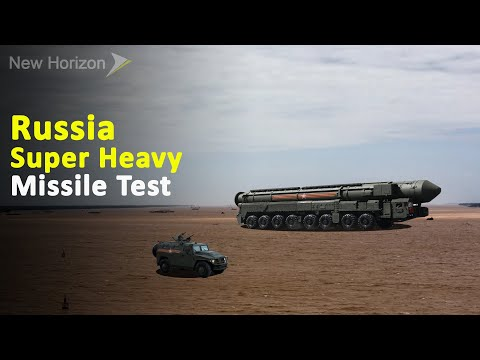 RS-28 Sarmat- How dangerous is the Russian Super Heavy Missile