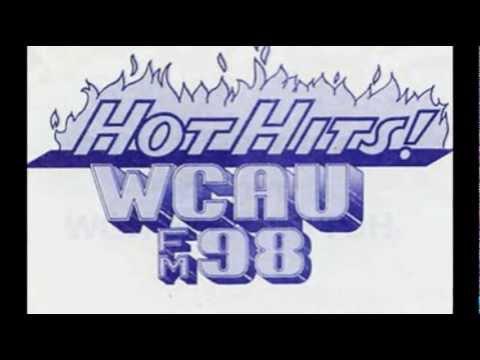 WCAU-FM Hot Hits Philadelphia - Terry Young-Pete Michaels - Jan 1983