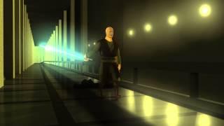 Jedi Walk Animation Project - Final Render