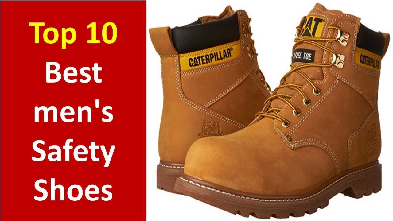 dd0dce1ff01 Top 10 Best Safety Shoes for Men