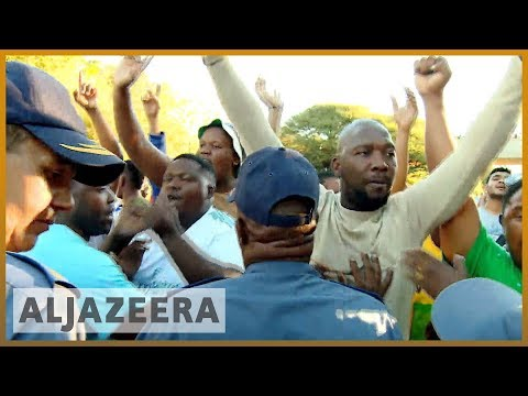 🇿🇦 South Africa president addresses long-running riots in north | Al Jazeera English