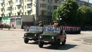 Парад Победы и Бессмертный Полк в Луганске(9 мая 2016 года в столице ЛНР состоялся военный парад и акция