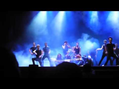 Musical GREASE - Greased Lightning (OFF, Teatro Talia, Valencia)