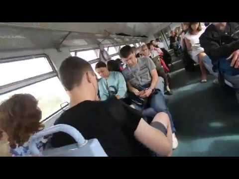 ЭТ2М-101, маршрут: Санкт-Петербург - Волховстрой-1