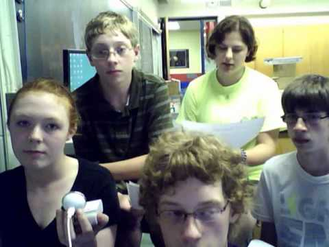 Chenango Forks High School Lunar Research Team