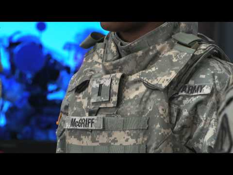 PEO Soldier Explains Changes In Female Body Armor