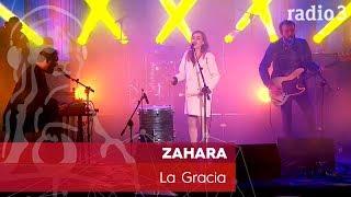 ZAHARA - La Gracia | Concierto 40 años Constitución | Radio 3