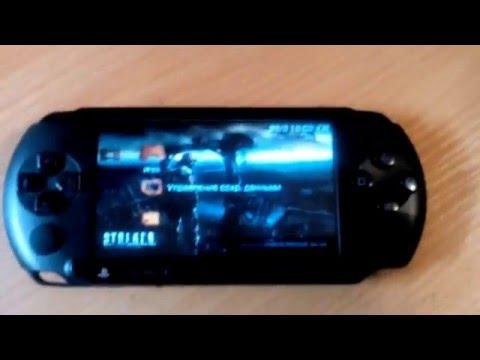 Как скачать игры на PSP