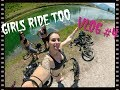 Girls Ride Too L MTB Freeride L Miss Peaches VLOG 4 mp3