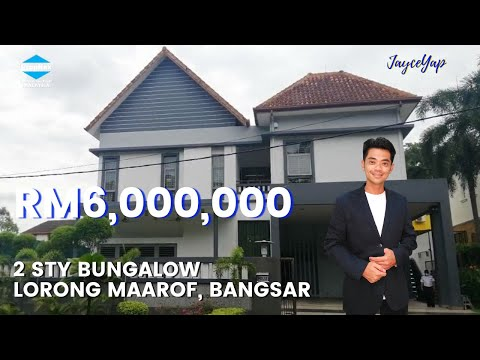 7 bedroom huge 2 sty Bungalow at Bangsar, Kuala Lumpur #BangsarHouse