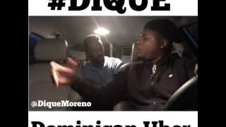 #DIQUE no relaja con el Dominican Uber