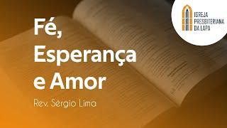 Planos dos homens, desígnios de Deus - Rev. Sérgio Lima