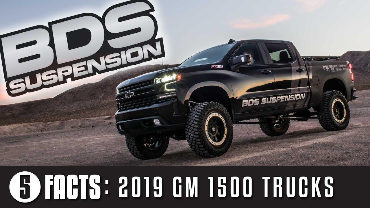 2019 silverado 1500 6 lift 5 facts bds suspension [ 1280 x 720 Pixel ]
