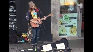 Taj Ralph LIVE Music On the Streets 2016