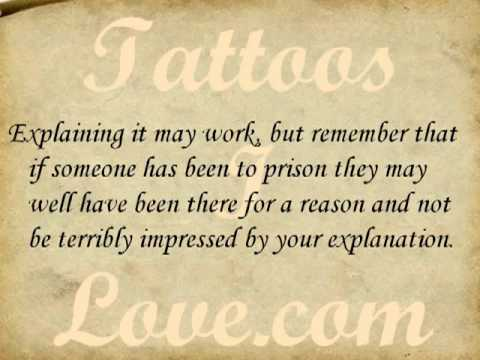 Meanings of the Teardrop Tattoo