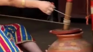 Pakistani Nanga Hot Mujra In Red Dress 1