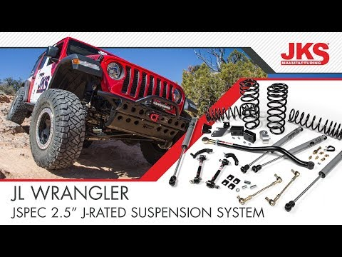 Jspec Suspension 2 5