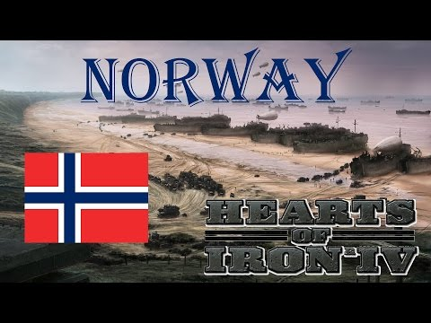 Hearts of Iron IV Norway 1