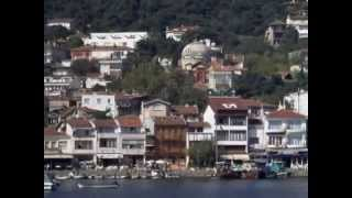 Burgazada Historical Places in Istanbul