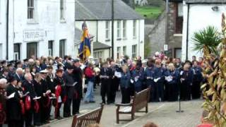 Llantwit Major Remembrance Sunday - Video 2