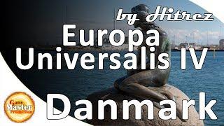 Europa Universalis 4 | Dharma | Kongeriget Danmark | 1.26 | прохождение