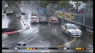 V8 Supercars 2010 - Sydney Telstra 500 Wet Weather Carnage