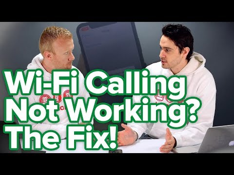 Wi-Fi Calling Not Working On IPhone? Here's The Fix!