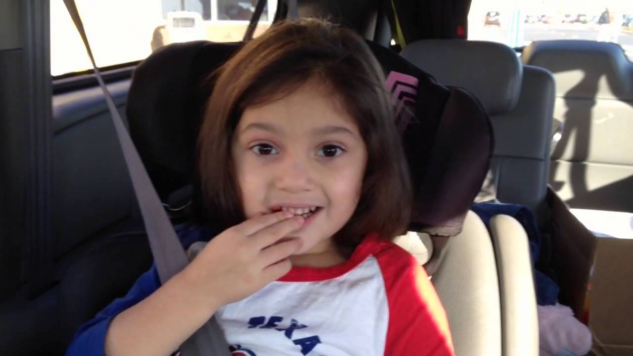 Little Girl Gets Well Earned Haircut Youtube