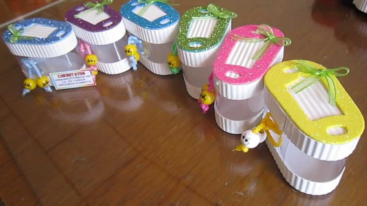 baby shower cajitas para recordatorios ventas youtube