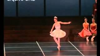 "FILIPA de CASTRO: ""Sleeping Beauty"" 3rd act variation Aurora"