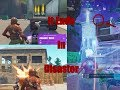 Trying To Destroy Tilted Towers In Fortnite Ends In Disaster (and war)