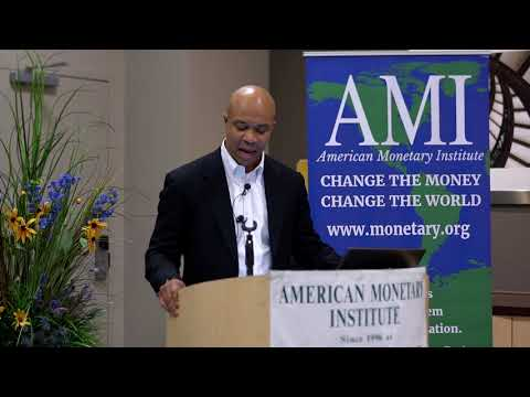 The Moral Imperative of Monetary Reform - Rev. Delman Coates