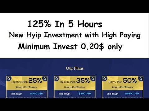 125%-profit-in-5-hours||-new-hyip-investment-site-with-high-paying||-min.-invest-0.20$